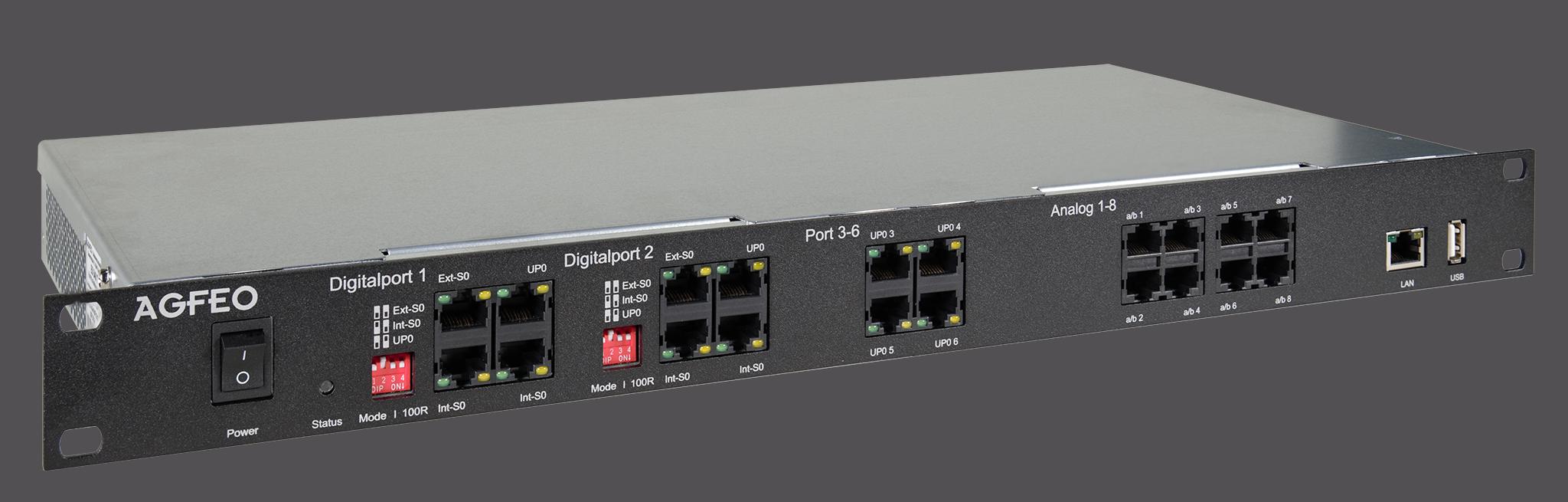 AGFEO ES 548 IT Hybrid Telefonsystem