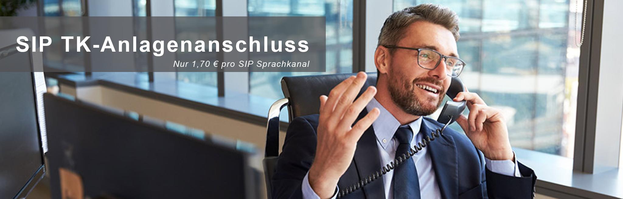 Ihr-Service IT-Solutions SIP Anlagenanschlüsse