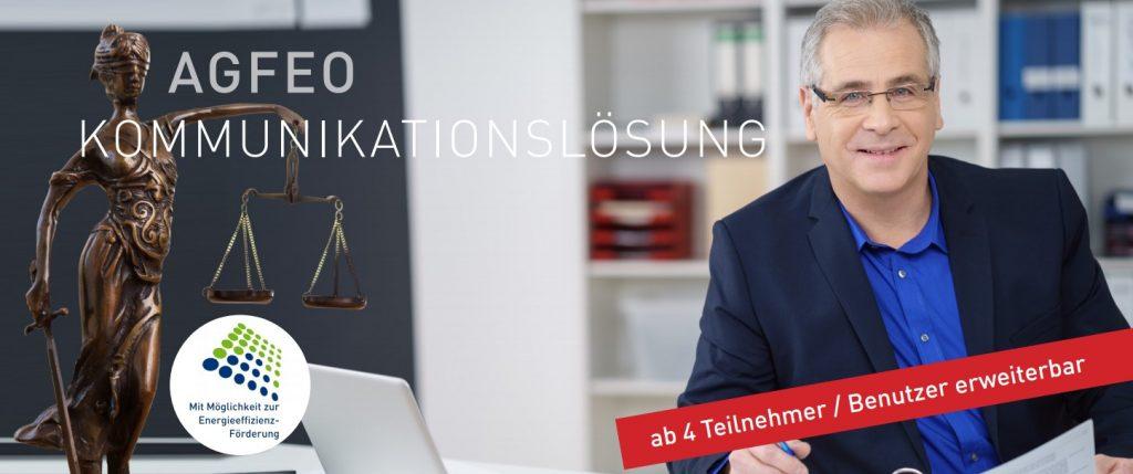 Telekommunikation für Steuerberater und Rechtsanwälte